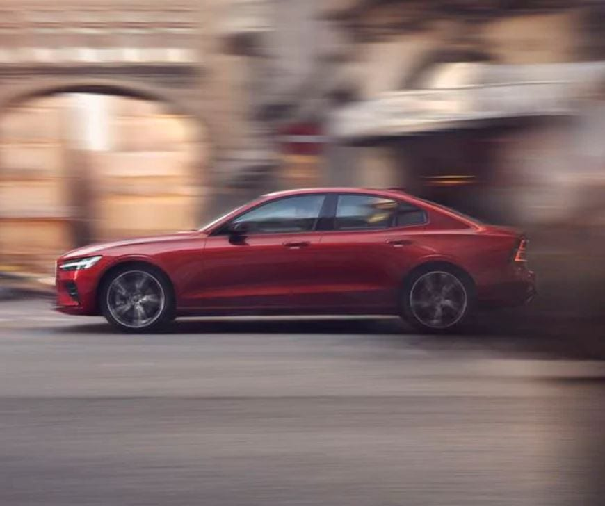 volvo s60 lateral